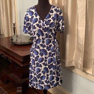 Diane Von Furstenberg Wrap Dress, Eloise Floral